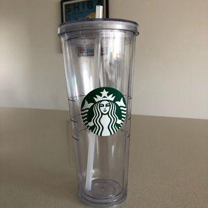 Classic Starbucks tumbler